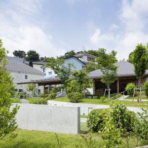 本覚寺の森 観音霊園・観音堂