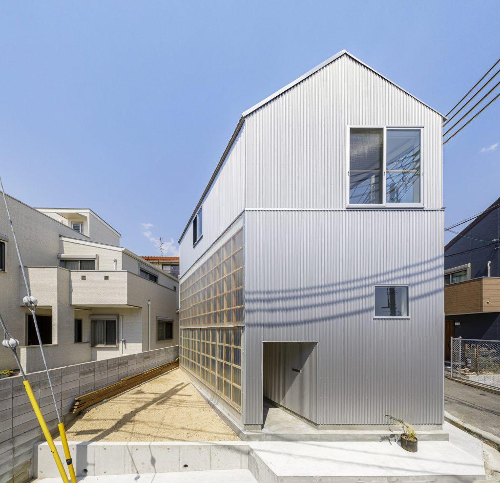 住宅特集 2020年7月号 最新住宅15題