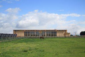 日本の窓 木製サッシ十和田工場