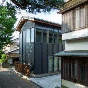 Housing Complex in Niigata