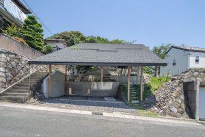 蒲郡の住宅