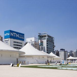 Takanawa Gateway Fest しらなみ