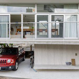 建築家のキッチン09:ハウスM