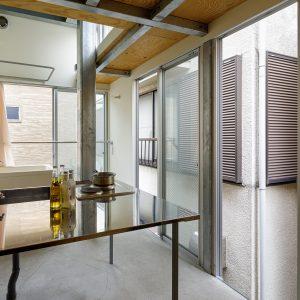 建築家のキッチン05:アパートメントハウス