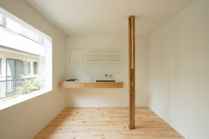 建築家のキッチン06:松原ハウス