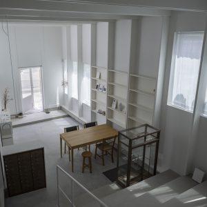 神戸のアトリエ付き住居