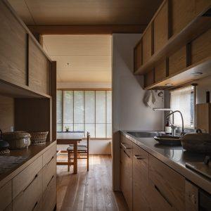 建築家のキッチン07:つくばの家
