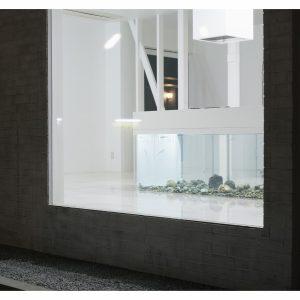 建築家のキッチン02:奥沢の家