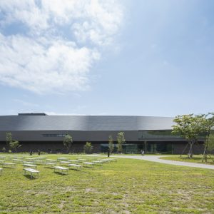 ウポポイ(民族共生象徴空間) 国立アイヌ民族博物館