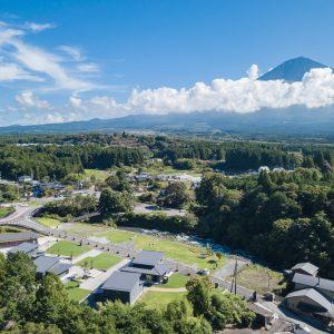 富士山・白糸ノ滝テラス SHIRAITO GENERAL STORE