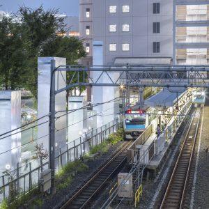 sk2010大井町駅前公衆便所