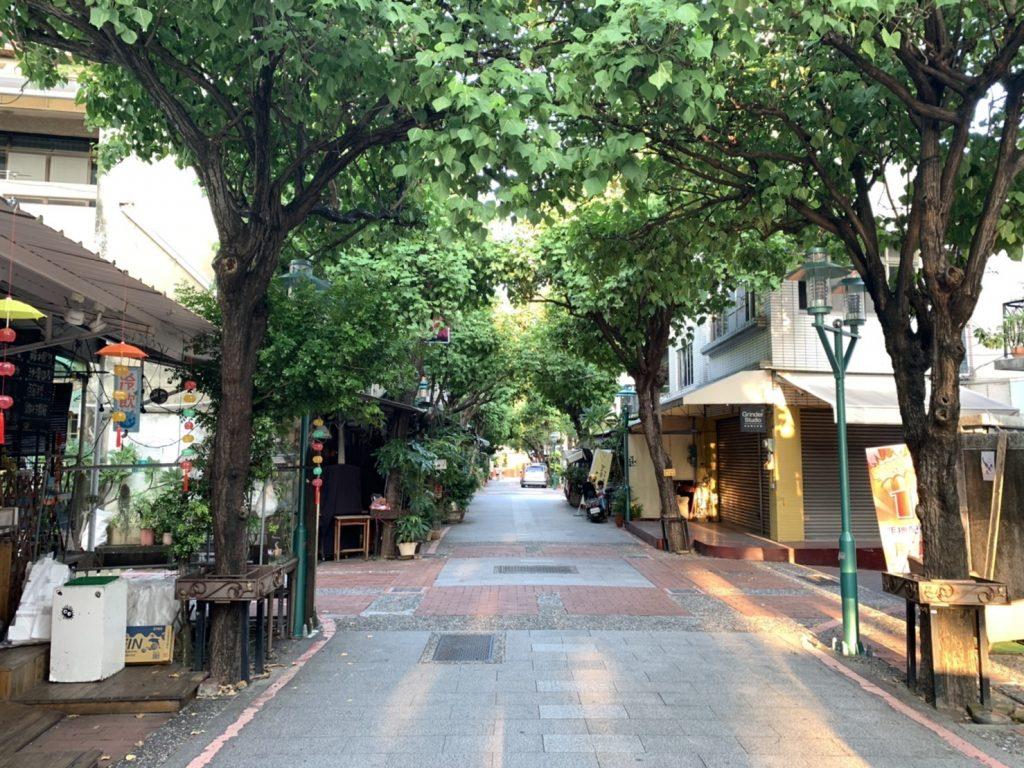 孔子廟周辺商店街
