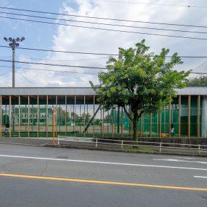 工学院大学附属中学校・高等学校屋内練習場