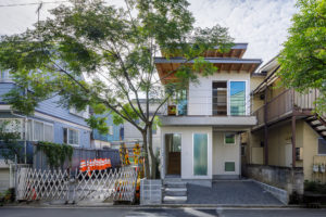 上井草の住宅