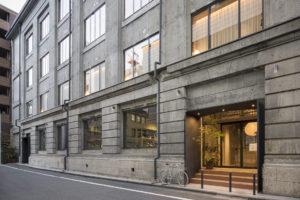 兜町平和第5ビル/旧第一銀行本店附属新館再生