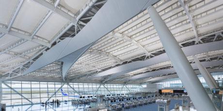 東京国際空港(羽田空港)第2ターミナルビル本館南側国際線施設 国際線旅客ターミナルビル再拡張工事 II工区