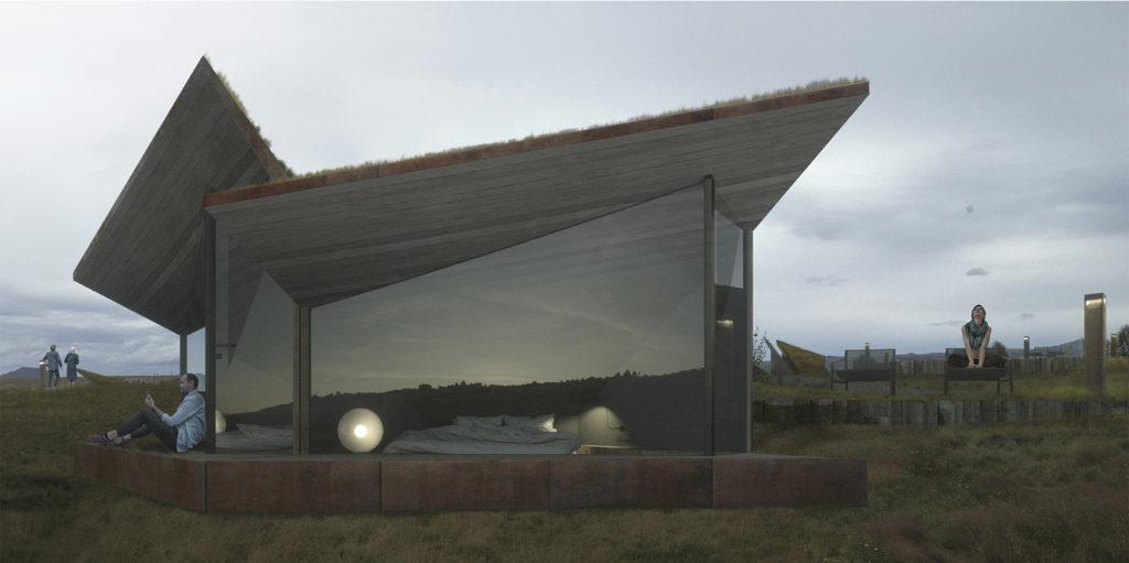 生態系と共生する可動建築
