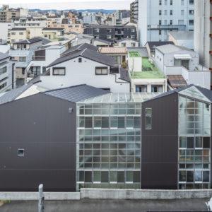 京都のアトリエ/住居