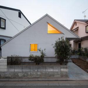 三室の家/対の器