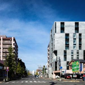 新潟の集合住宅Ⅲ