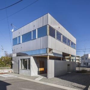 下青島の家