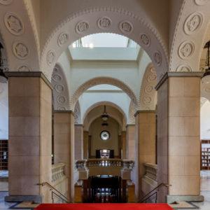 東京大学総合図書館 改修工事