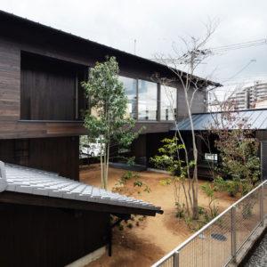 北野田の住宅