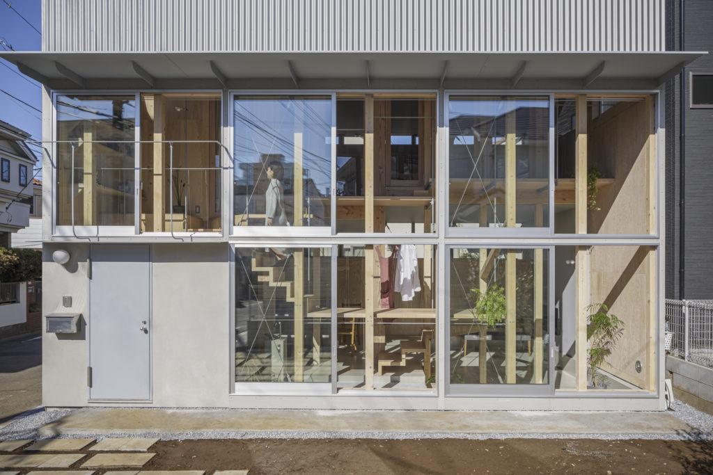住宅特集 2021年4月号 最新住宅15題