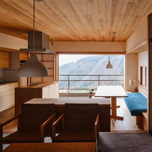 箱根山のセカンドハウス