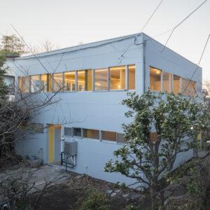 改修 小金井の家